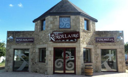 Restaurant à Sarzeau dans le Morbihan sur la Presqu'île du Ruhys