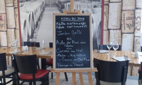 Restaurant Sarzeau Le Kerollaire Presqu'île du Rhuys