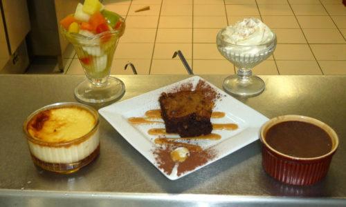 Restaurant Sarzeau Desserts